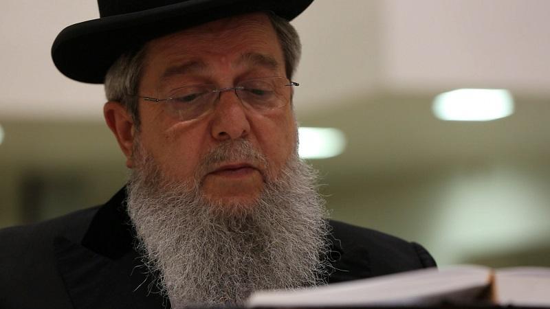הרב אפרים זלמנוביץ'