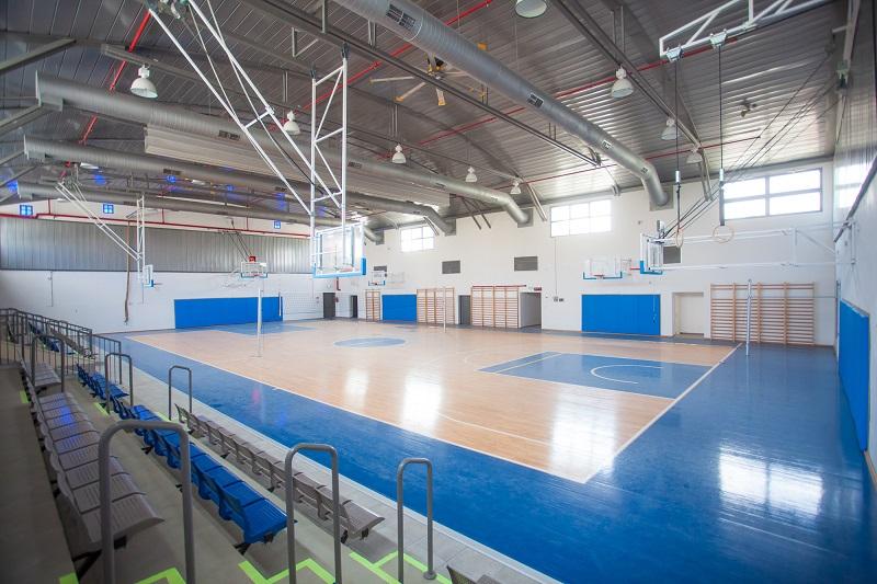 אולם הספורט החדש בקרית החינוך למדעים