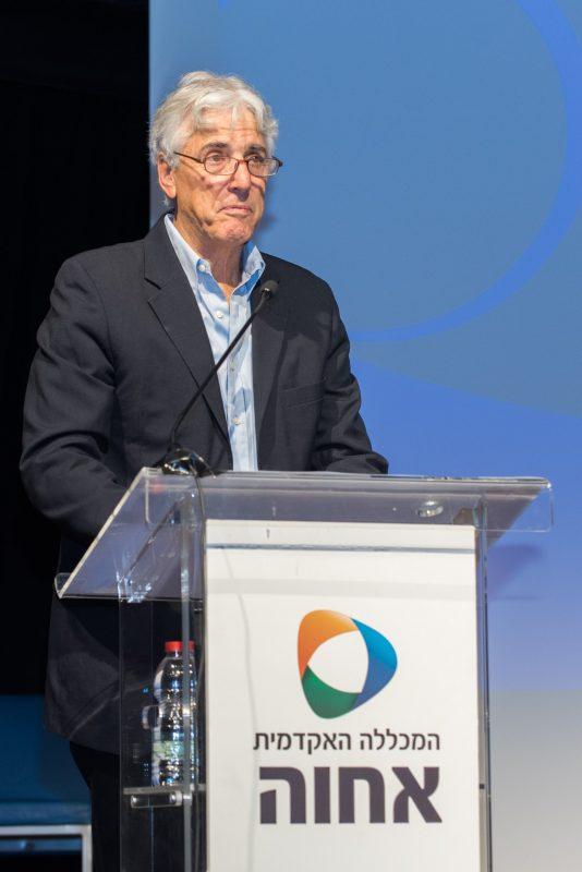 פרופסור יורם קפולניק (צילום: שלומי אבוטבול)