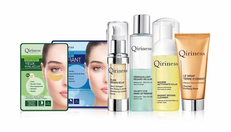 """מוצרי Qiriness (צילום: יח""""צ)"""