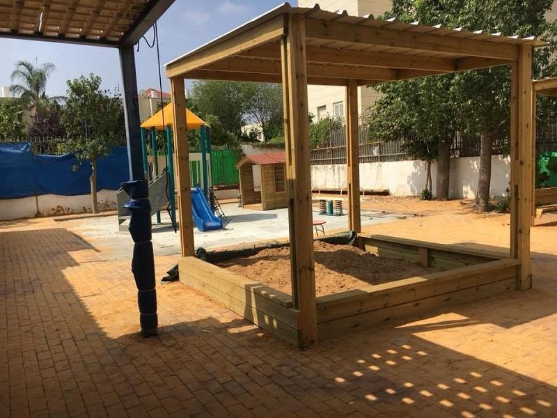גן ילדים ברחובות