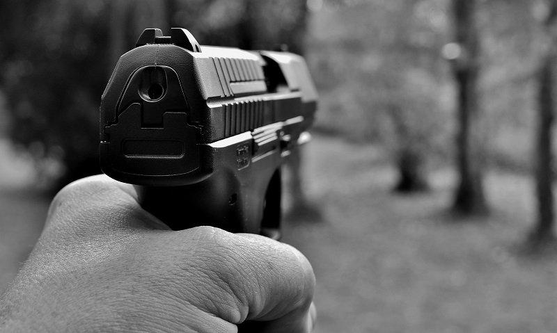ירי אקדח (צילום אילוסטרציה)