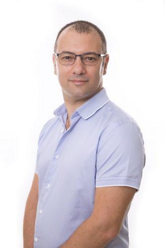 אסף אל-בר (צילום: מירב פלברג)