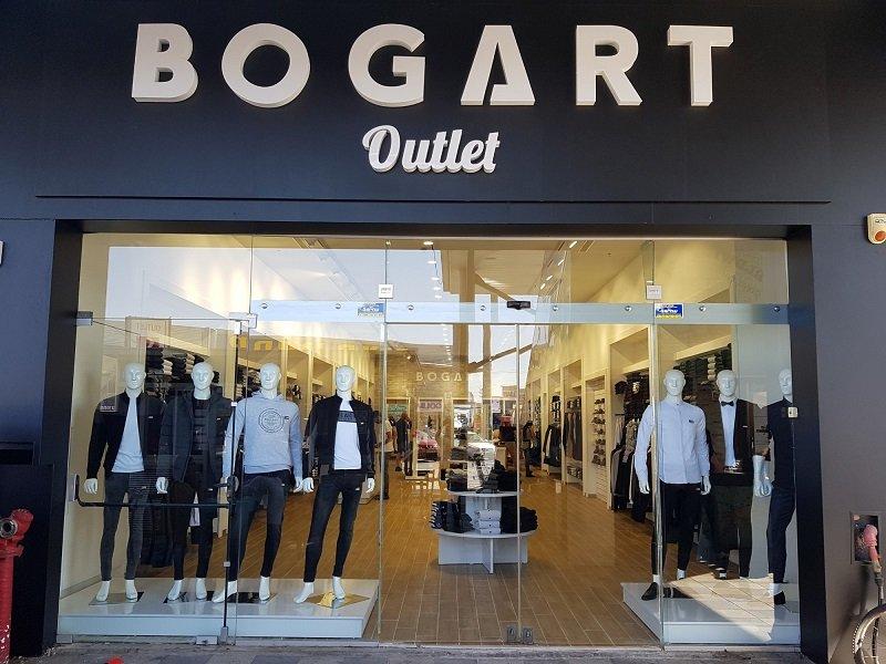 חנות חדשה של רשת האופנה בוגארט במתחם בילו סנטר (צילום: רותם לוי)