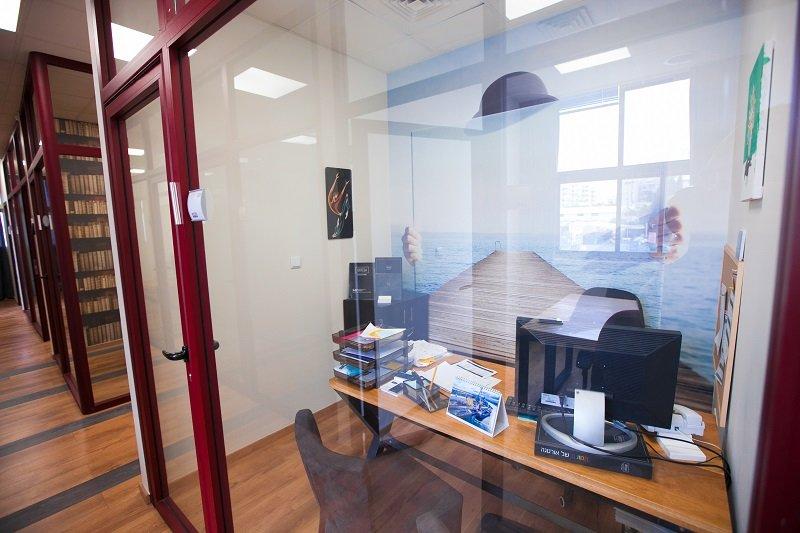 """המשרדים של OFFIX PRIVATE (צילום: יח""""צ)"""