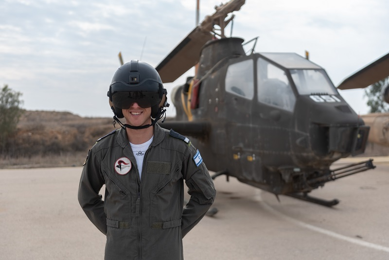 """סגן ס' (צילום: דובר צה""""ל)"""