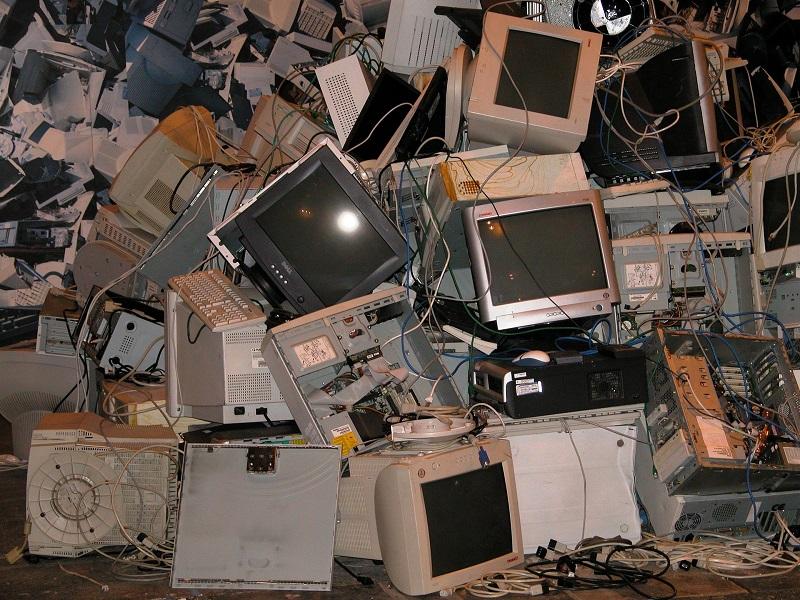 פסולת אלקטרונית (צילום אילוסטרציה)