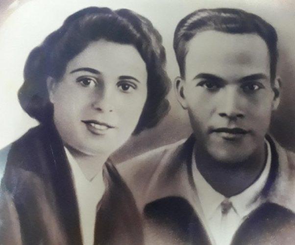 יהודית וזכריה רצבי, הוריה של רותי
