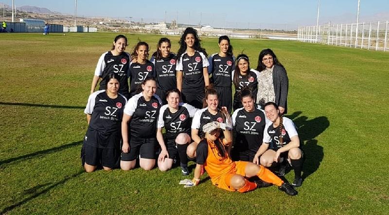קבוצת נשות הפועל מרמורק
