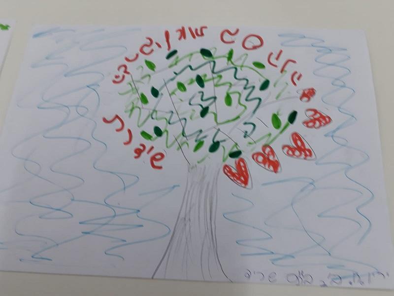 ציורי ילדי רחוב יעבץ להצלת העתים