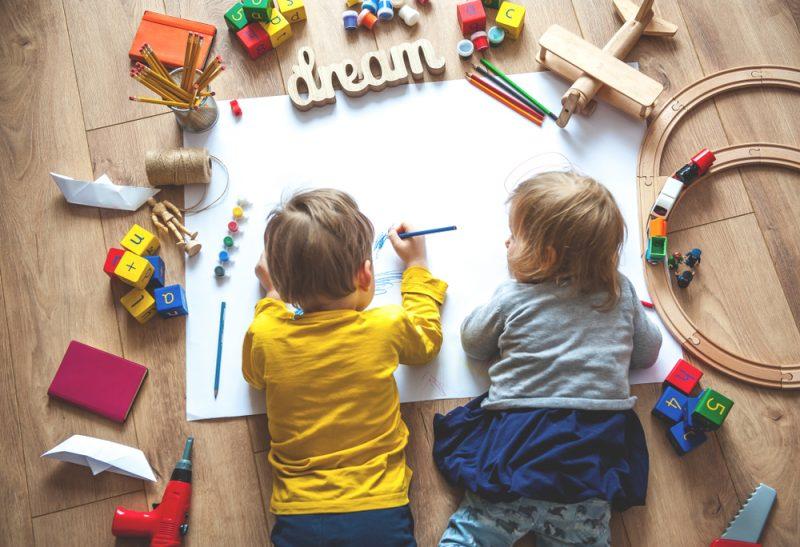 גני ילדים ברחובות. תמונה ממאגר Shutterstock