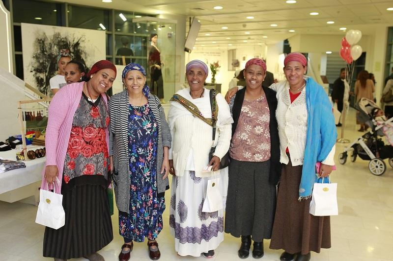 ערב יום האישה הבינלאומי לנשות הקהילה האתיופית ברחובות