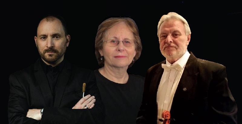 רוברט מוזס, ורדה בקמן וראובן מוזס