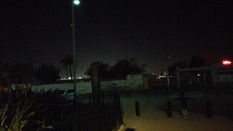 רחוב כהנמן החשוך בשכונת המדע