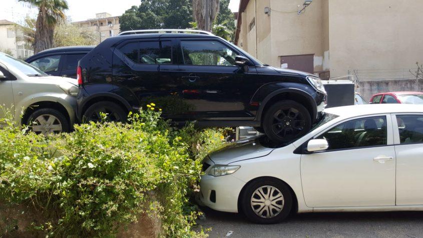 זירת התאונה בגלוסקין (צילום: דוברות איחוד הצלה)