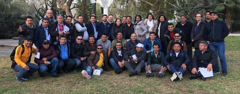 משלחת מדרום אמריקה ברחובות
