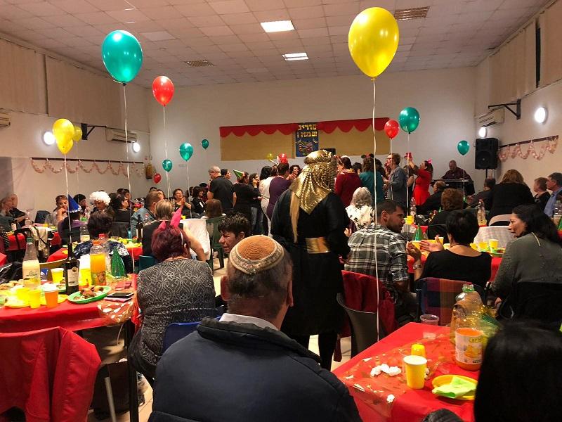 מסיבת פורים למבוגרים