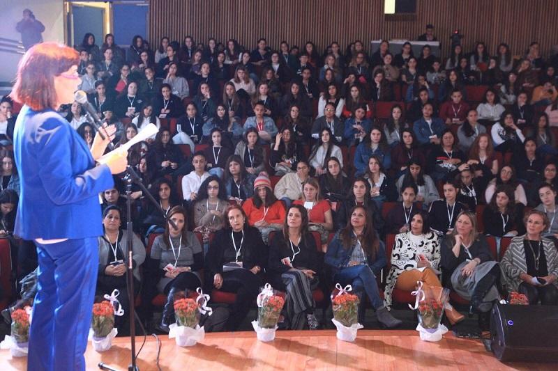 יום העצמה נשית עם נשים בכירות ומעוררות השראה