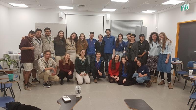 פורום תנועות הנוער במרכז הגישור