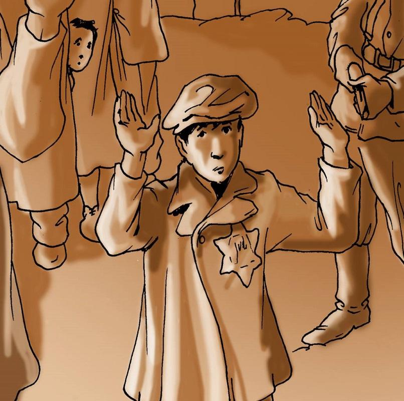 דימוי מאת ג'קי ירחי, מתוך 'רביד הזהב'
