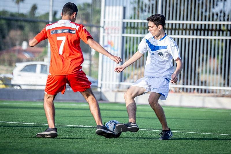 ליגת שחבק בכדורגל