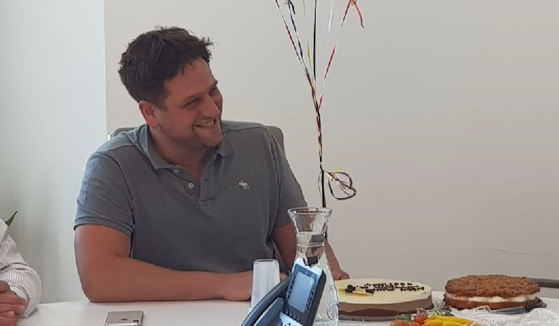 יום הולדת 38 ליניב מרקוביץ'