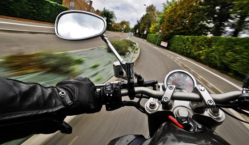 אופנוען (צילום אילוסטרציה)