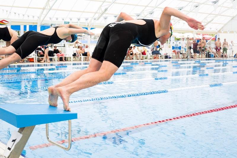"""תחרות השחייה לזכרה של רס""""ר קרן טנדלר ז""""ל"""