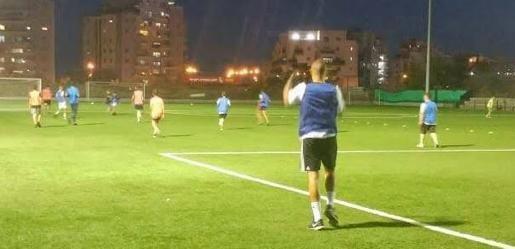 """טורניר כדורגל לציון שנה למותו של לוחם דובדבן רונן לוברסקי ז""""ל"""