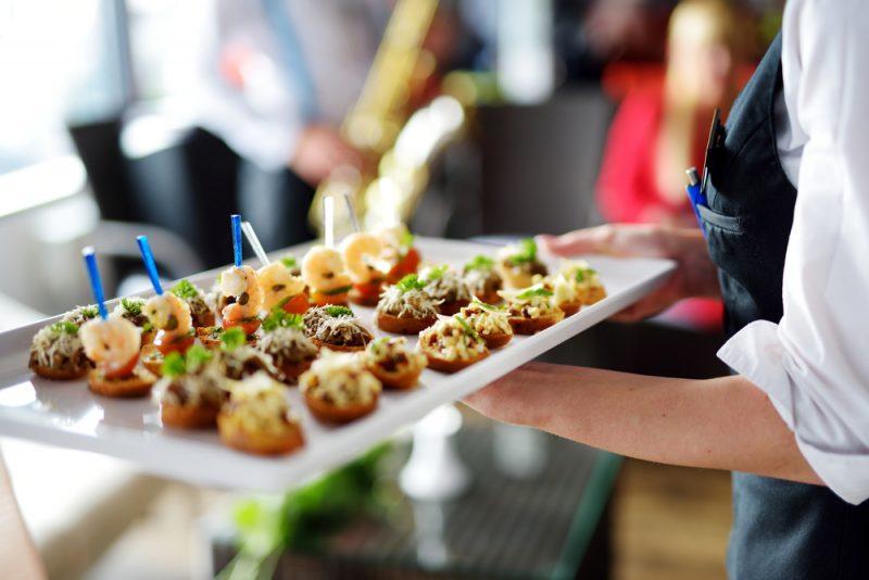 חברת קייטרינג מומלצת במרכז. תמונה ממאגר Shutterstock