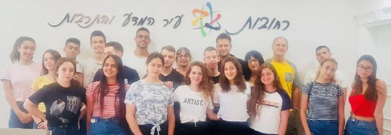 משלחת בני נוער להיידלברג