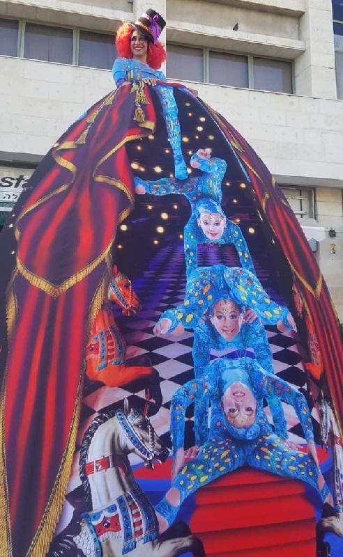 פסטיבל הפסלים 2019