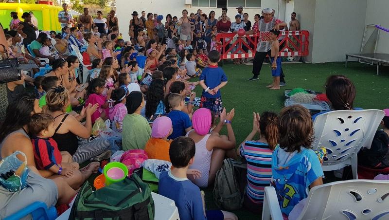 פעילות עיר הילדים והנוער