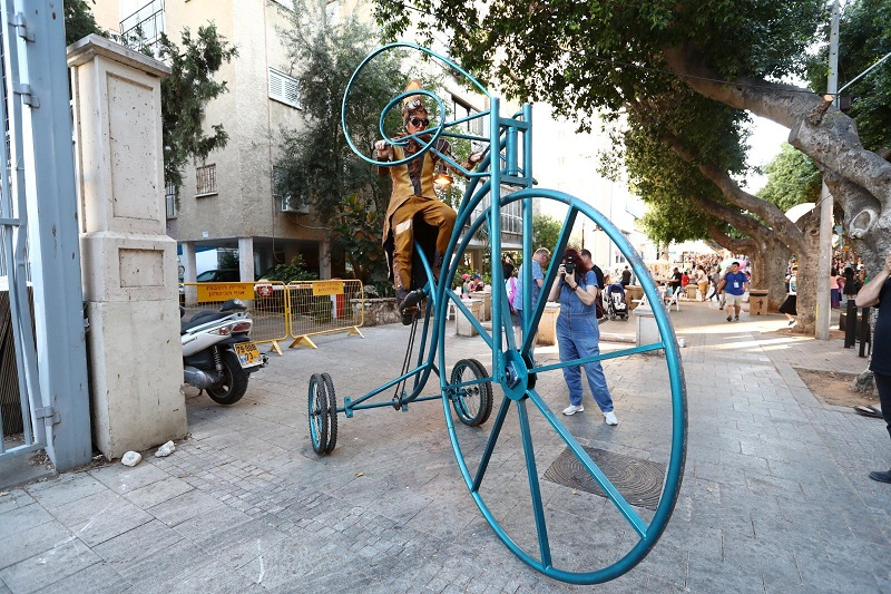 פסטיבל הפסלים הבינלאומי ה-10 ברחובות