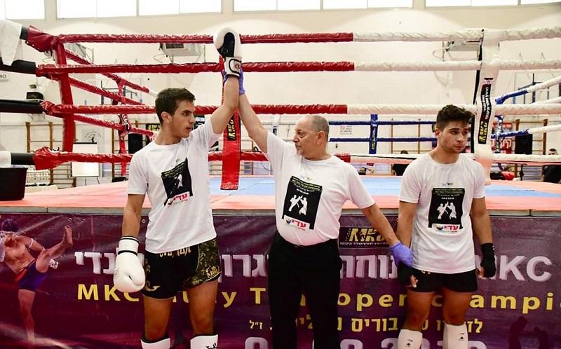 """אליפות MKC הפתוחה באגרוף תאילנדי לזכרו של בוריס מייליכוב ז""""ל"""