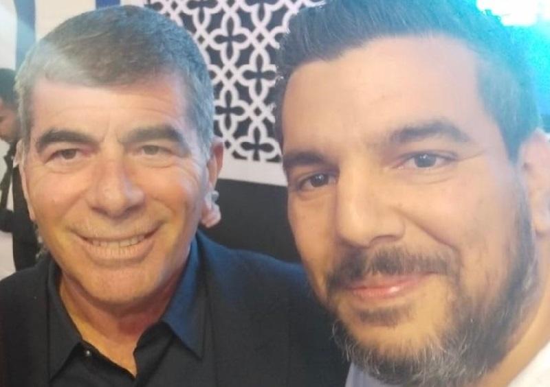"""עו""""ד שמואל בר דאנזאן וח""""כ גבי אשכנזי"""