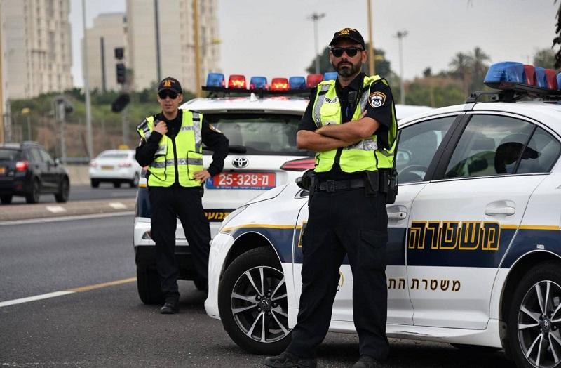 שוטרים (צילום: דוברות המשטרה)