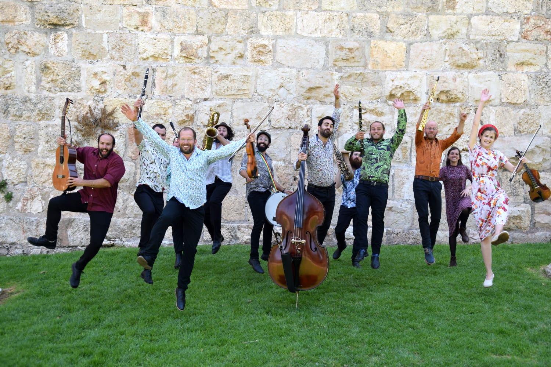 להקת כליזמרים (צילום: דן שנקר)