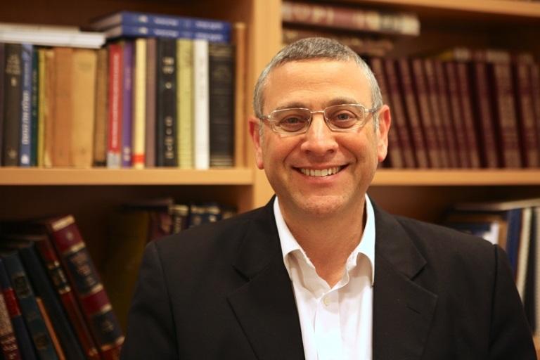 הרב בני לאו (צילום: אריאל ברנר)