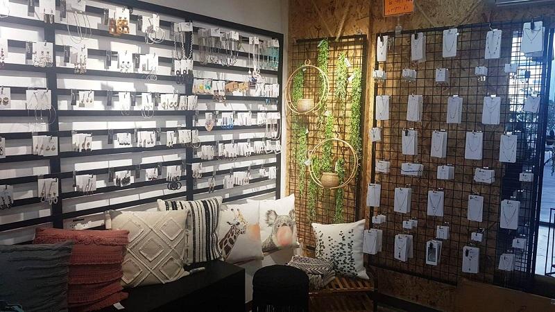 חנות BAMBOO בבילו סנטר (צילום: רותם לוי גלאם)