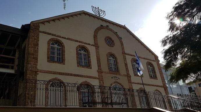 בית הכנסת הגדול ברחובות