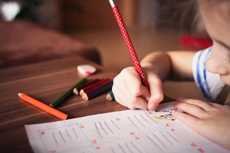 ילדים מציירים (צילום אילוסטרציה)