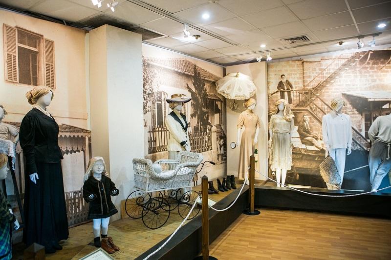 המוזיאון לתולדות ראשון לציון (צילום: מני דקל)