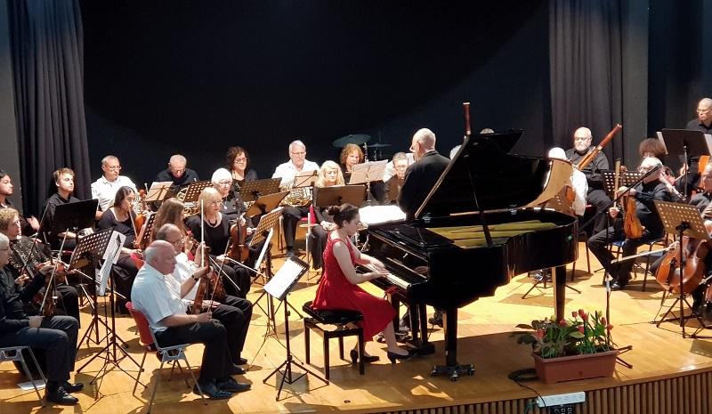 תזמורת הקלאסיקה רחובות ומצטייני הקונסרבטוריון העירוני