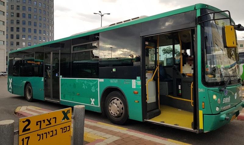 אוטובוס אגד (צילום אילוסטרציה)