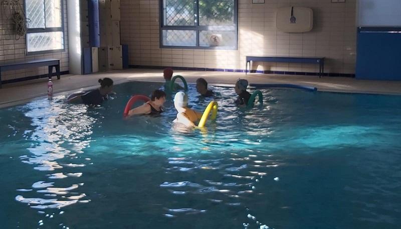 הבריכה הטיפולית של חוויות