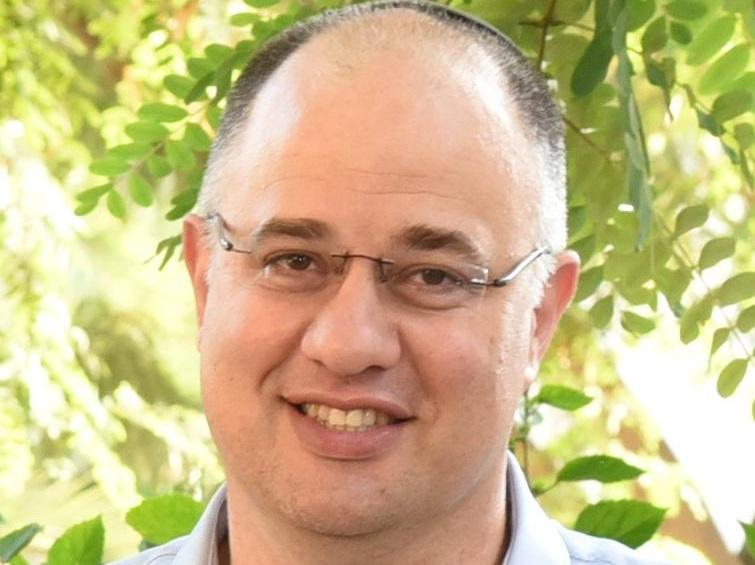 """ד""""ר רפי ביסטריצר (צילום: אפלייד מטיריאלס)"""
