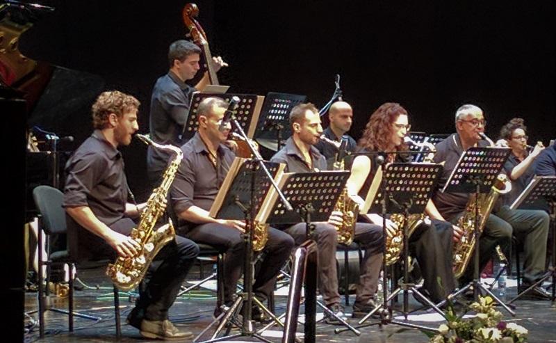 תזמורת הג'אז רחובות