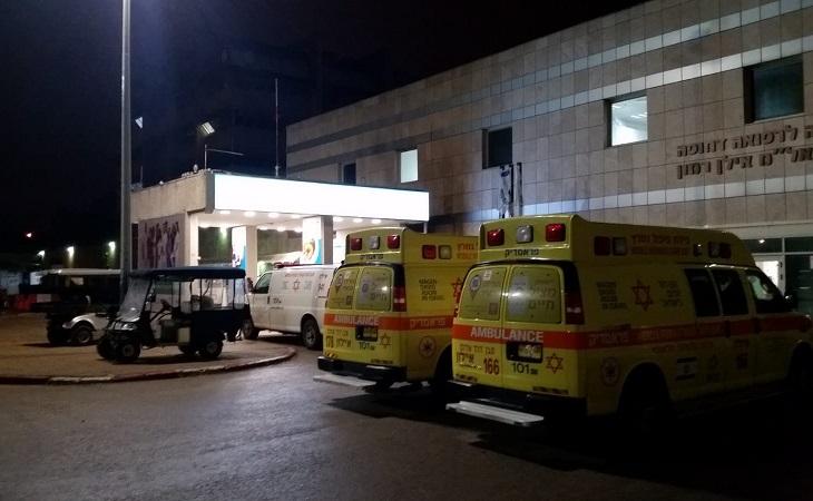 בית החולים קפלן ברחובות (צילום: אלעד חיימוביץ')