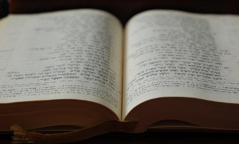"""ספר תנ""""ך (צילום אילוסטרציה)"""